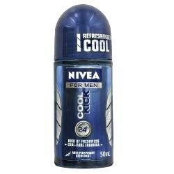 Nivea For Men Cool Kick Deodorant Roll-on 50ml