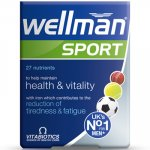 Wellman Sport Tablets Pack of 30