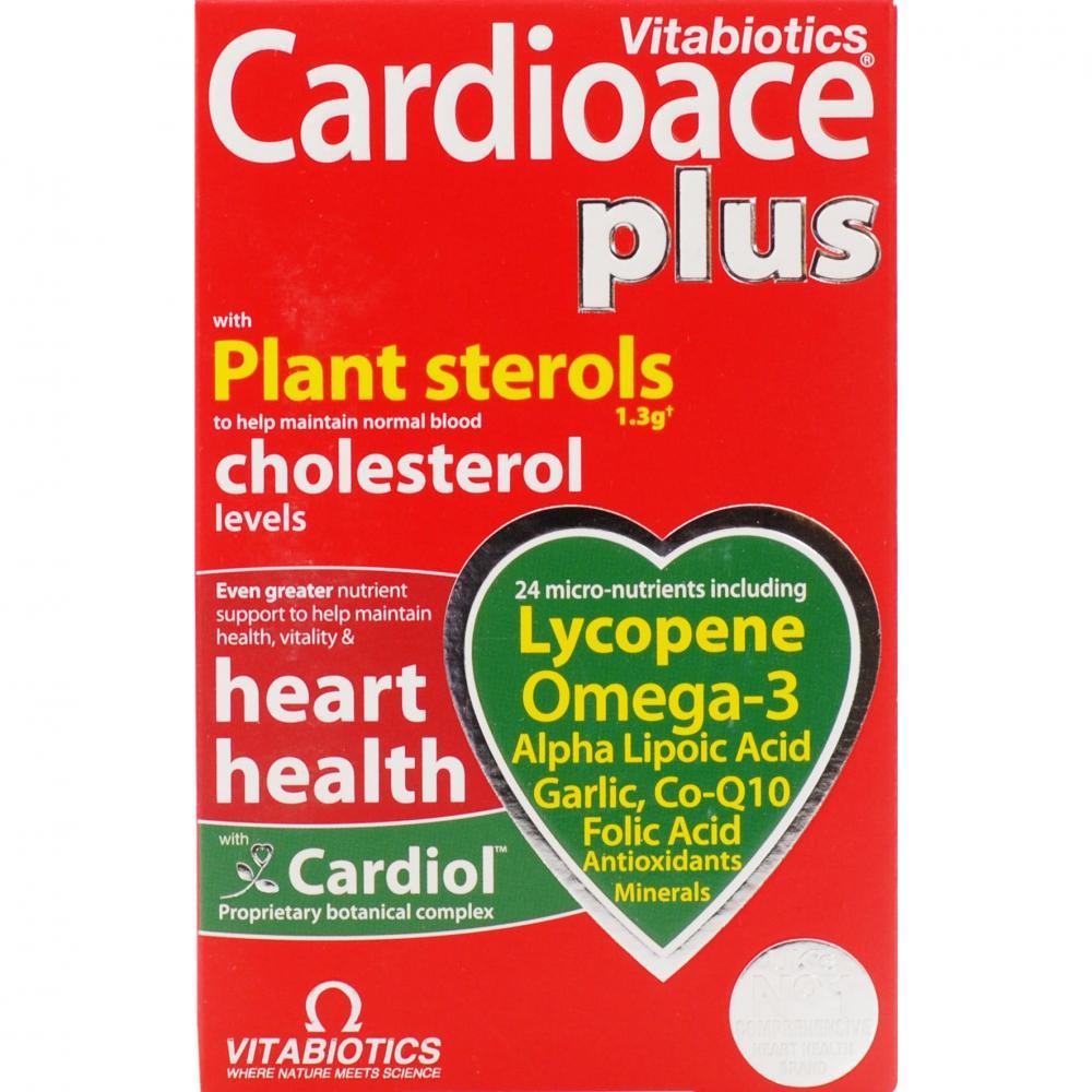 Cardioace Plus Capsules Pack of 60