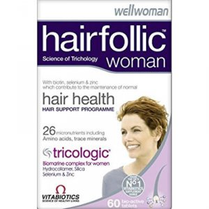 Wellwoman Hairfollic Tablets Pack of 60