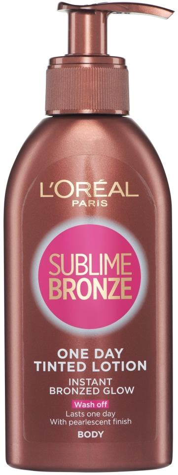 L'Oreal Sublime One Day Tinted Body Lotion 50ml
