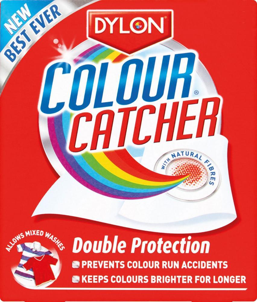 Dylon Colour Catcher Sheets Pack of 5