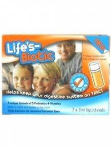 Life's-biotic Vial 7ml Pack of 7