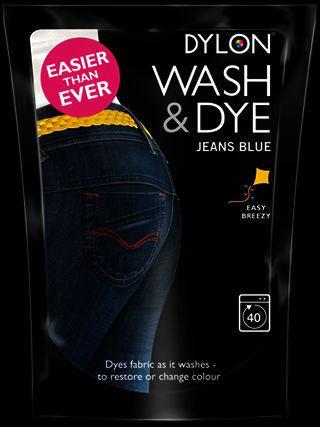 Dylon Wash N Dye Jeans Blue 400g