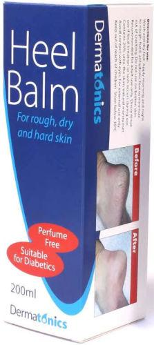 Dermatonics Heel Balm 200ml