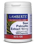 Lamberts Saw Palmetto Extract 160mg Pack of 120