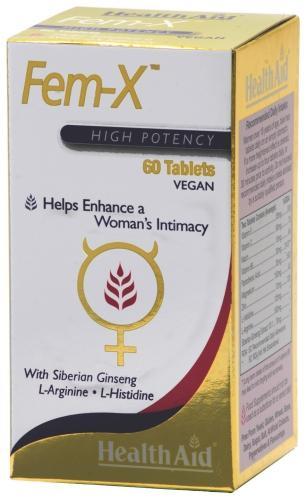 HealthAid Fem-X Tablets Pack Of 60