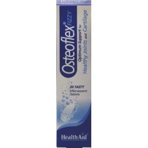 HealthAid Osteoflex Fizzy Tablets Pack of 20