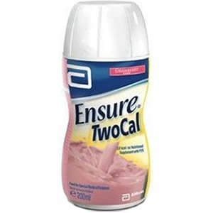 Ensure Twocal Strawberry 200ml