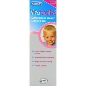 Care Virasoothe Chicken Pox Relief Cooling Gel 50g