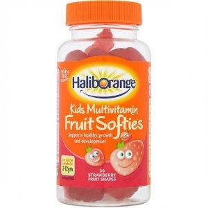 Haliborange Kids Multivitamin Strawberry Softies Pack of 30