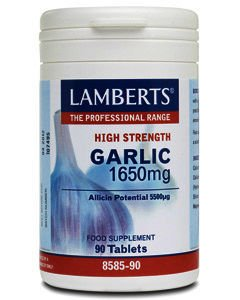 Lamberts Garlic 1,650mg Tablets Pack of 90