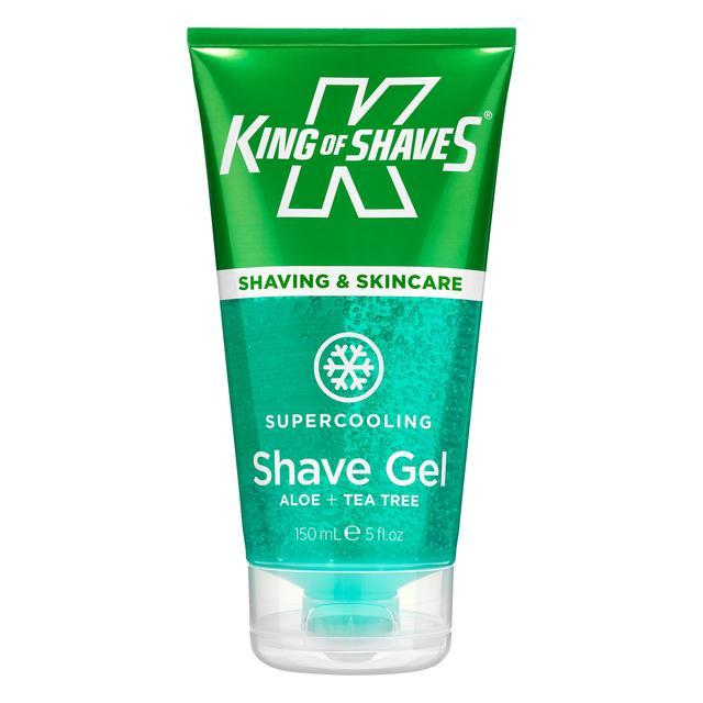 King of Shaves Supercooling Shaving Gel 150ml
