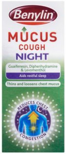 Benylin Mucus Cough Night 150ml