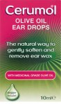 Cerumol Olive Oil Ear Drops 10ml