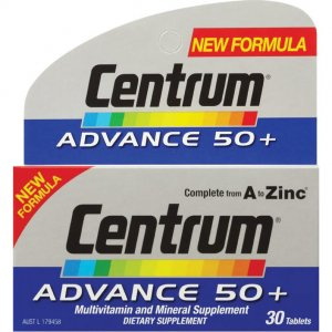 Centrum Advance 50+ Tablets Pack of 30
