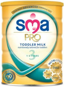 SMA Pro Toddler Milk Powder 800g