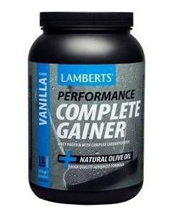 Lamberts Performance Complete Gainer Vanilla Flavour