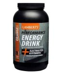 Lamberts Performance Energy Drink Orange Flavour