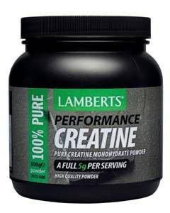 Lamberts Performance Creatine Powder 500g