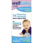 Wellbaby Multivitamin Liquid 150ml