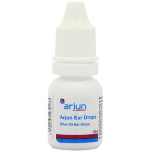 Arjun Olive Oil Ear Drops 10ml