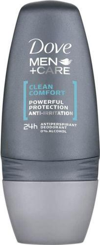 Dove Men Care Roll On Clean Comfort 50ml
