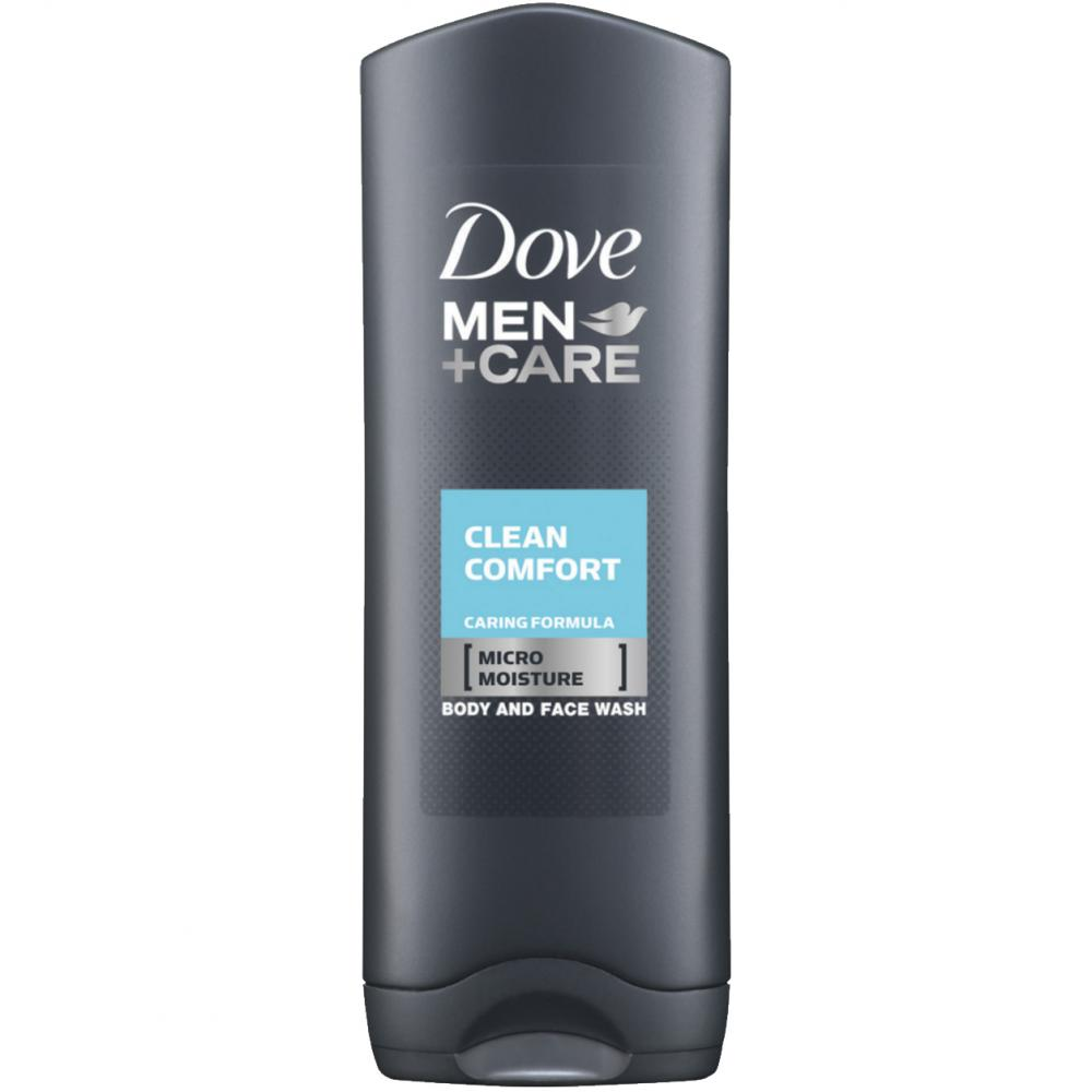 Dove Men+Care Clean Comfort Body Wash 250ml