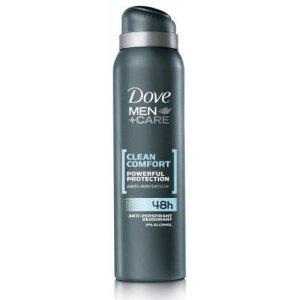 Dove Men Care Anti Perspirant Spray Clean Comfort 150ml