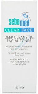 Seba Med Clear Face Deep Cleansing Facial Toner 150ml