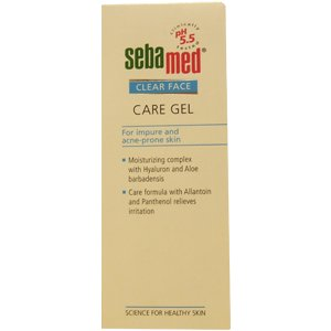 Seba Med Clear Face Care Gel 50ml