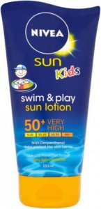 Nivea Sun Kids Swim & Play Lotion SPF50+ 150ml