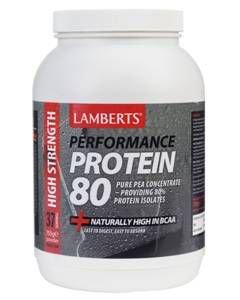 Lamberts Performance Protein 80 High Strength