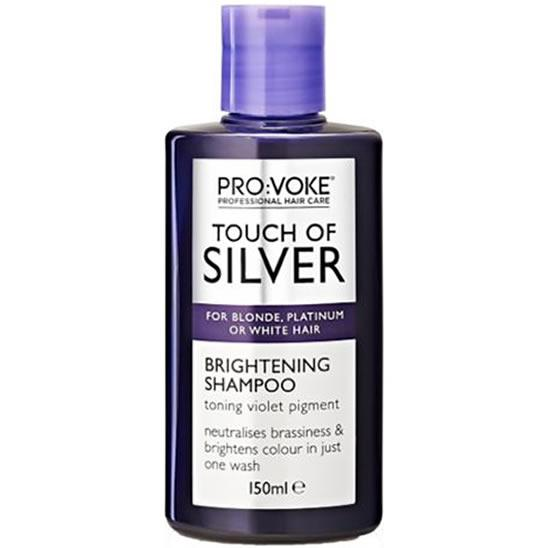 Touch Of Silver Brightening Shampoo 150ml Pack of 6