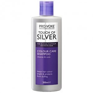Touch Of Silver Daily Maintenance Shampoo 200ml Pack of 6