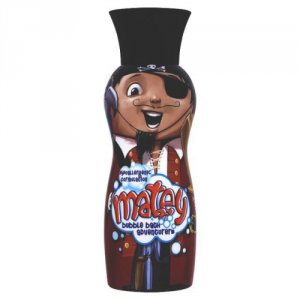 Matey Bubble Bath Peg-leg 500ml