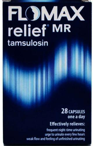 Flomax Relief MR Capsules Pack of 28