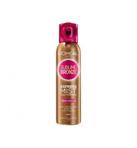 L'Oréal Sublime Bronze Express Pro Spray Non Tinted 150ml