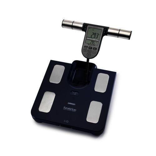 Omron BF511 Body Composition Monitor Scale Dark Blue