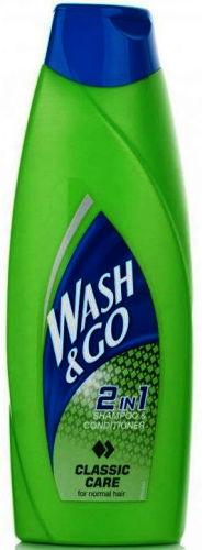 Wash & Go 2 In 1 Classic Care for Normal Hair 200ml