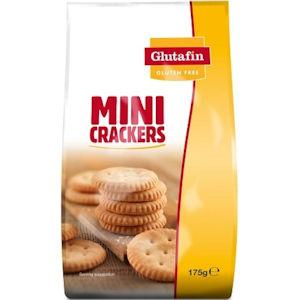 Glutafin Gluten Free Mini Crackers 175g