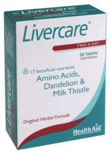 HealthAid Livercare Tablets Pack of 60