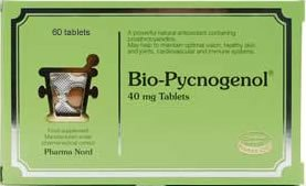 Pharma Nord Bio Pycnogenol Tablets Pack of 60