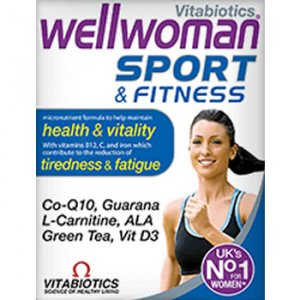 Wellwoman Sport & Fitness Tablets Pack of 30
