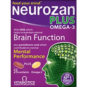 Neurozan Plus Tablets & Capsules Pack of 56
