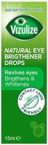 Vizulize Natural Eye Brightener Drops 10ml