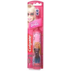 Colgate Barbie Powered Toothbrush