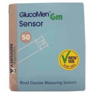 Glucomen GM Sensors Pack of 50