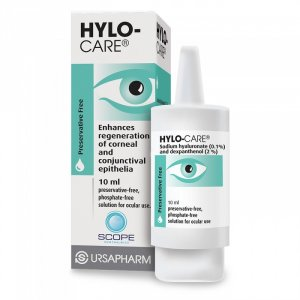 Hylo-Care Eye Drops 10ml