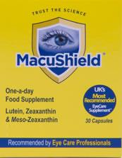 Macushield Eye Health Supplements Pack Of 30